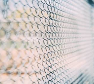 chain link fencing rental