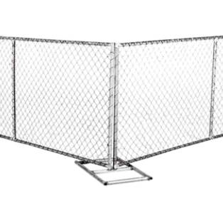 moveable panel fence rental