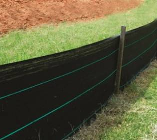 silt fencing rental